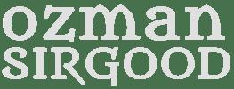 Ozman Sirgood Logo